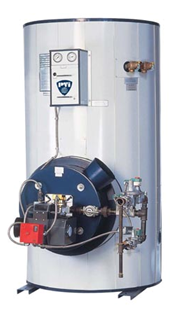 PVI Water Heater – Turbo Power Low Nox