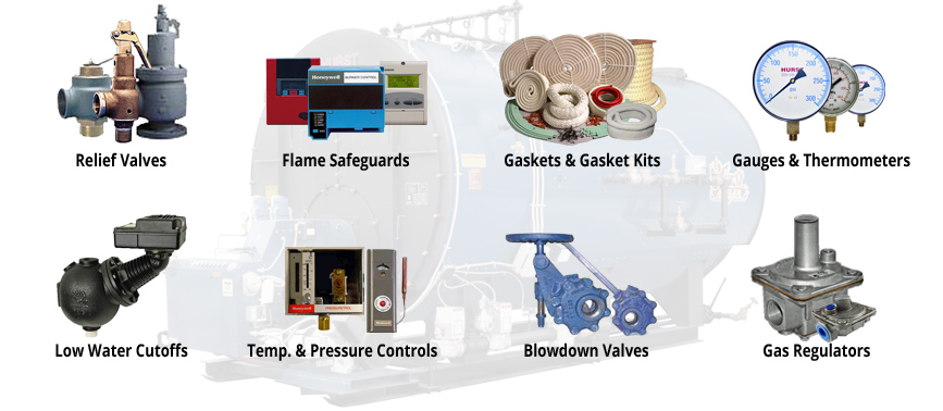 Boiler-Parts - Goes Heating System